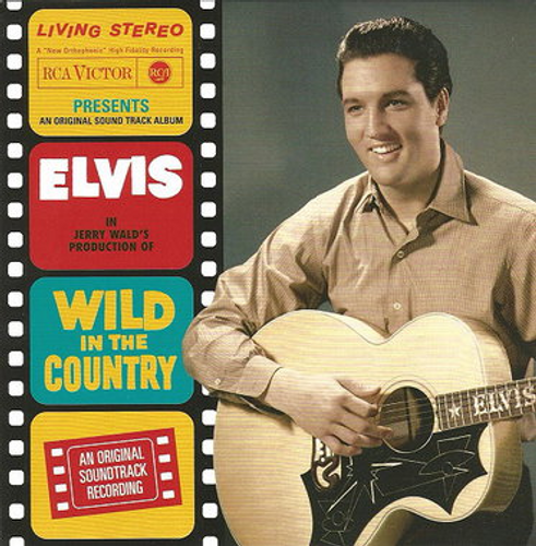 Elvis: 'Wild In The Country' CD : FTD Special Edition / Classic Movie Soundtrack Album