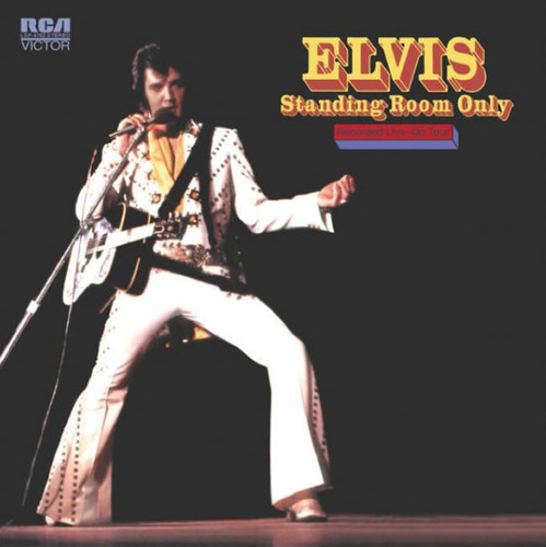 "Elvis : Standing Room Only 2 CD | FTD Special Edition / Classic Album 7"" Presentation"