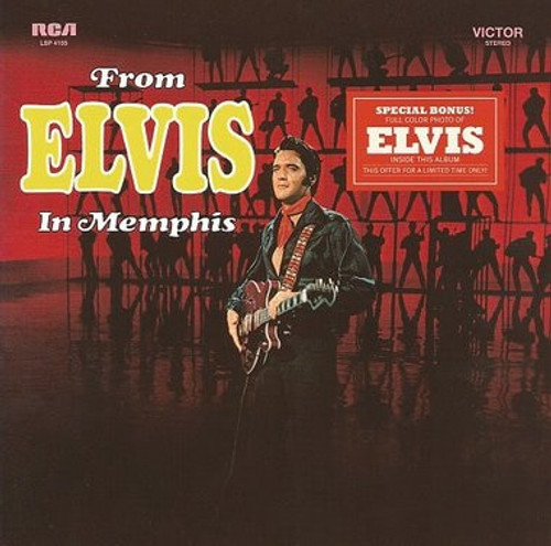 From Elvis In Memphis 2 CD | FTD Special Edition / Classic Album
