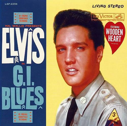 Elvis, G.I. Blues Volume 1 FTD 2 CD Special Edition / Classic Album