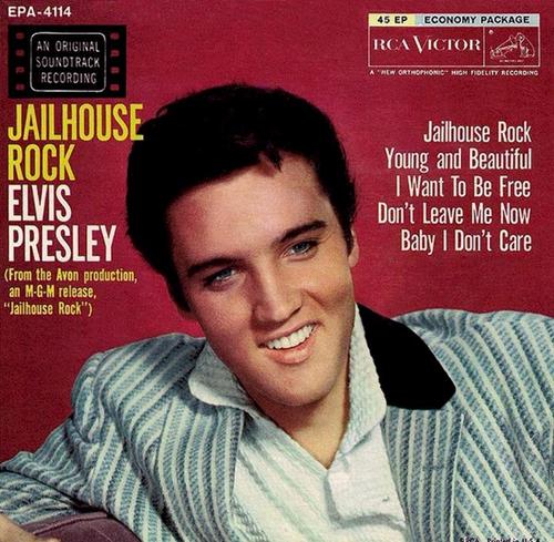 Elvis: Jailhouse Rock Volume 1 (2 CD)   FTD Special Edition / Classic Movie Soundtrack Album