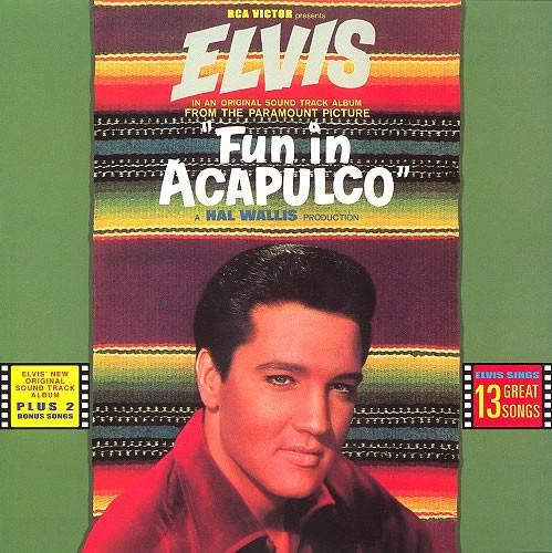 Elvis: Fun In Acapulco CD   FTD Special Edition / Classic Movie Soundtrack Album (Elvis Presley)