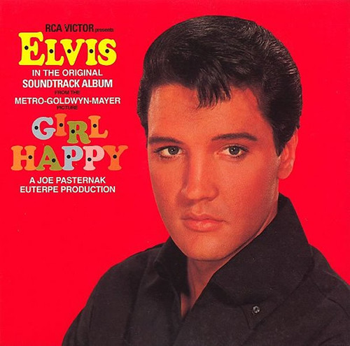 Elvis: Girl Happy CD | FTD Special Edition / Classic Movie Soundtrack Album (Elvis Presley)