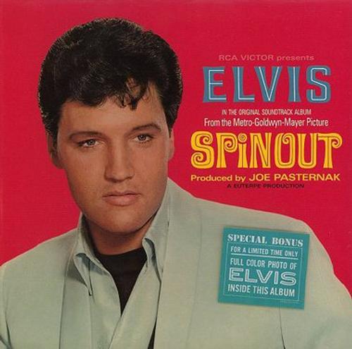 Elvis: Spinout CD | FTD Special Edition / Classic Movie Soundtrack Album (Elvis Presley)