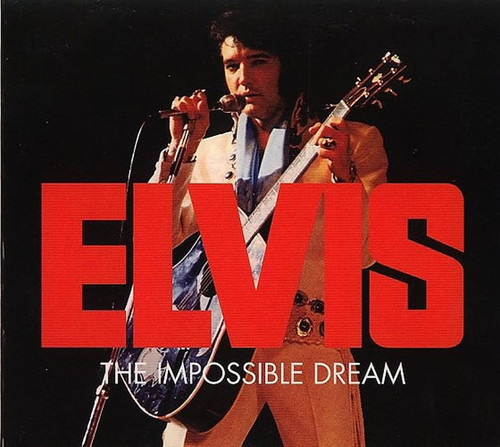 Elvis: The Impossible Dream 1971 FTD CD (Elvis Presley)