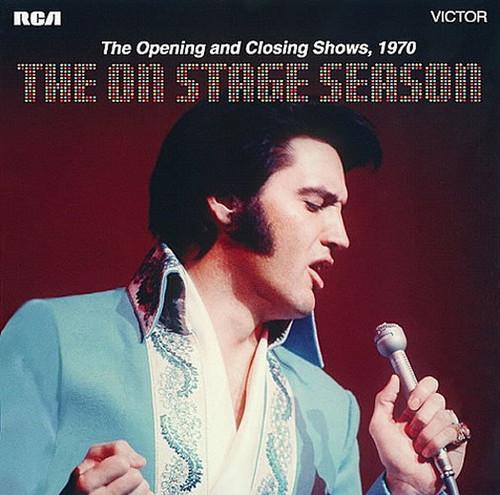 Elvis Presley The On Stage Season FTD 2 CD 1970 Soundboard