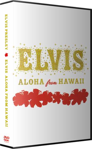 Aloha From Hawaii 2 DVD Set (Elvis Presley)