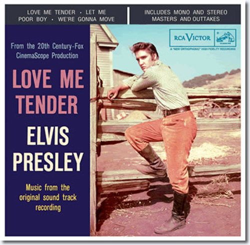 Elvis: Love Me Tender 2 CD   FTD Special Edition / Classic Album (Elvis Presley)