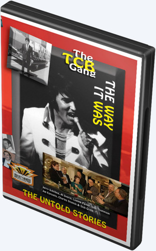 Elvis: The TCB Gang | The Way It Was | The Untold Stories DVD (Elvis Presley)