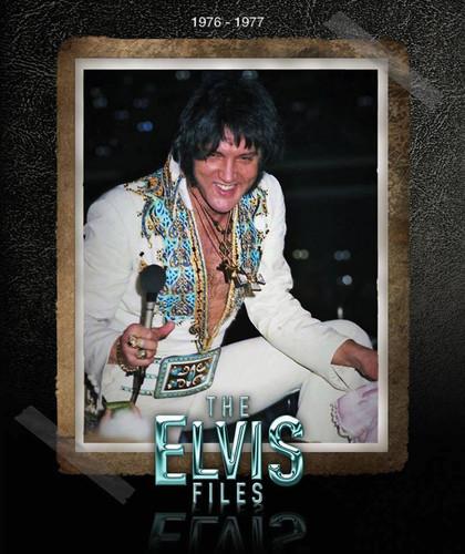 The Elvis Files Volume 8 1976-1977 : Hardcover Book