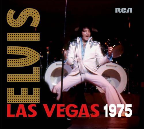 Elvis: 'Las Vegas 1975' 2 CD Soundboard Concert Recordings