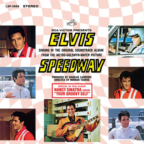 Elvis 'Speedway' 2 CD set FTD Classic Movie Album Series