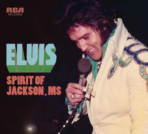 Elvis 'Spirit Of Jackson MS' 2-CD Set from FTD
