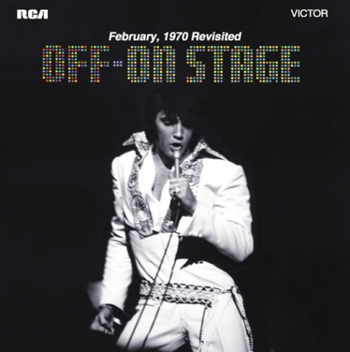 Elvis: Off-On Stage CD from FTD (Unreleased Stereo recordings)