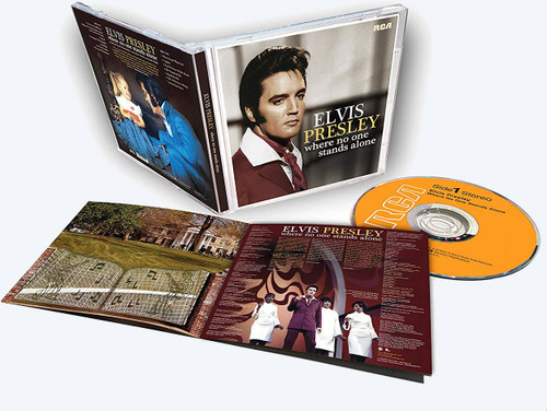 Elvis: 'Where No One Stands Alone' CD