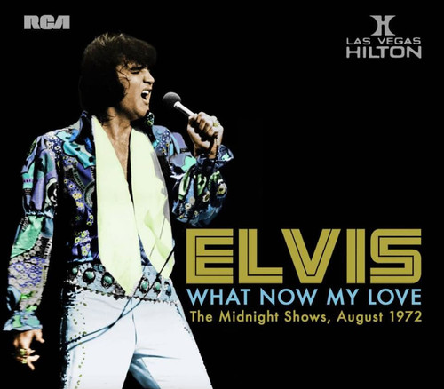 Elvis: 'What Now My Love' 2 CD Set in 5 inch digipack from FTD