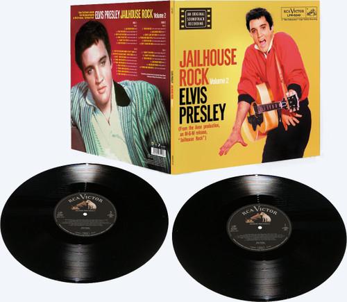 Elvis: Jailhouse Rock Volume 2 | 2 LP Vinyl Record Set from FTD