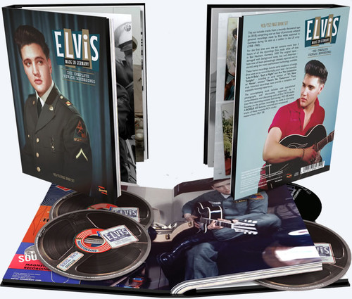 Made In Germany | The Complete Private Recordings 4 CD/Book Set