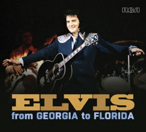 Elvis: From Georgia To Florida 2 CD Soundboard Concert Set