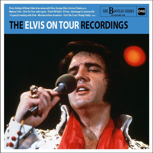 The Elvis On Tour Recordings | The Bootleg Series CD