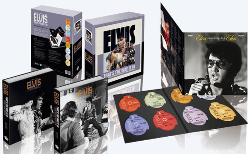 Elvis: That's The Way It Is | 50th Anniversary Collectors Edition from FTD