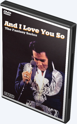 Elvis: And I Love You So | Limited edition DVD set