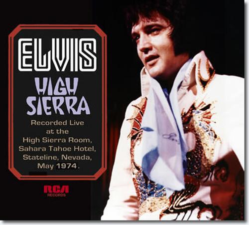 Elvis: High Sierra May 1974 | Elvis Presley FTD CD