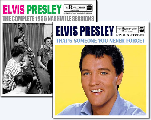 Special | Elvis: That's Someone You Never Forget CD + The Complete 1956 Nashville Sessions CD