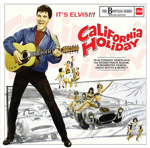 California Holiday (The Bootleg Series) CD