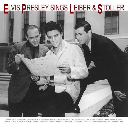 Elvis Presley Sings Leiber & Stoller (The original album series) CD
