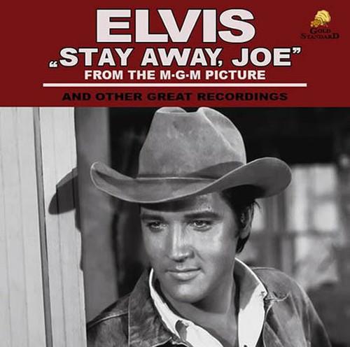 Elvis: 'Stay Away, Joe' (And other Great Recordings) CD   Elvis Presley