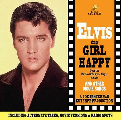Elvis Sings Girl Happy (Bootleg Series) CD | Elvis Presley
