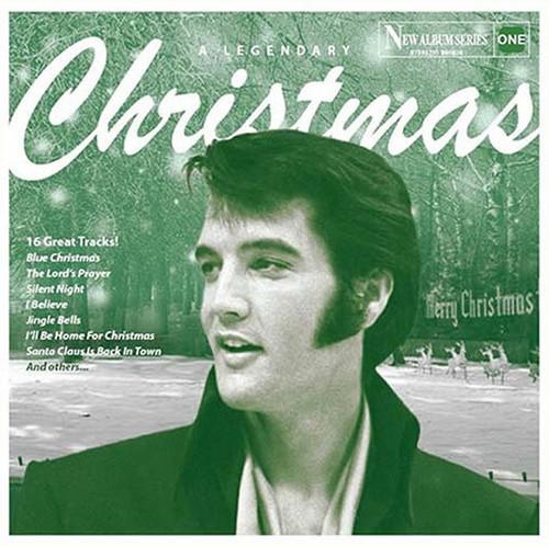 Elvis: A Legendary Christmas CD