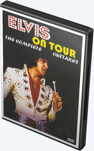 Elvis On Tour   The Complete Outtakes DVD (Elvis Presley)