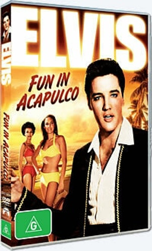 Fun In Acapulco DVD (Elvis Presley)