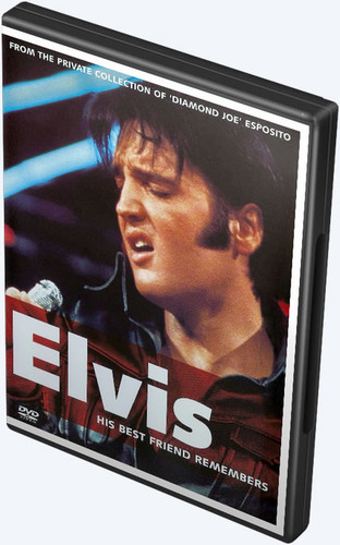 Elvis: His Best Friend Remembers DVD | Joe Esposito | Elvis Presley