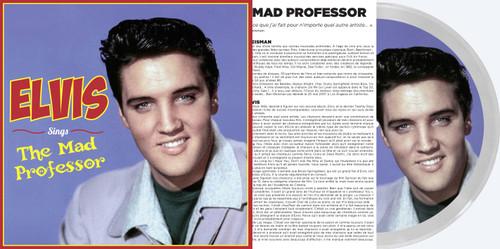 Elvis Sings The Mad Professor LP   Elvis Presley Vinyl Record