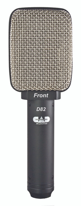 Cad Audio D82 Ribbon Microphone
