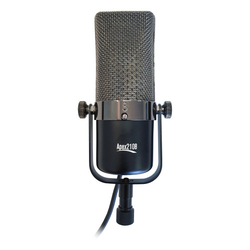 APEX 210B Ribbon Microphone