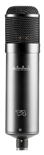 Art T4 Multi-pattern Tube Microphone