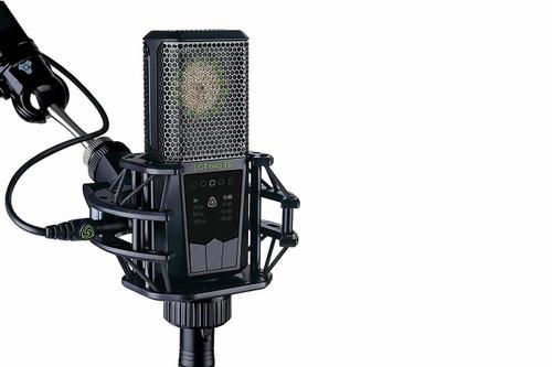 Lewitt LCT 640 TS Dual Input, Multi-Pattern Large Diaphragm Condenser Microphone
