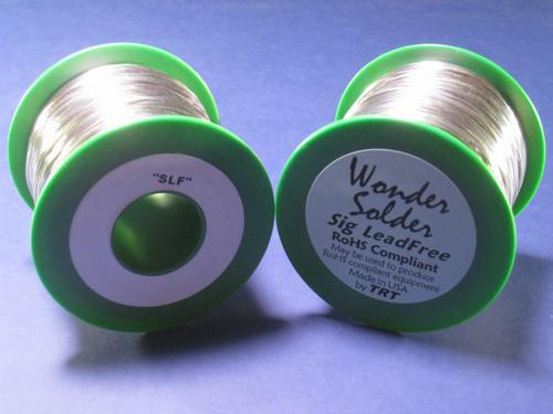TRT Wonder Solder Signature Thin Pb Free ~ ROHS Compliant 1lbs (450g)