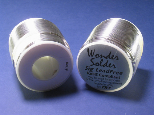 TRT Wonder Solder Signature Fat Pb Free ~ ROHS Compliant 1lbs (450g)
