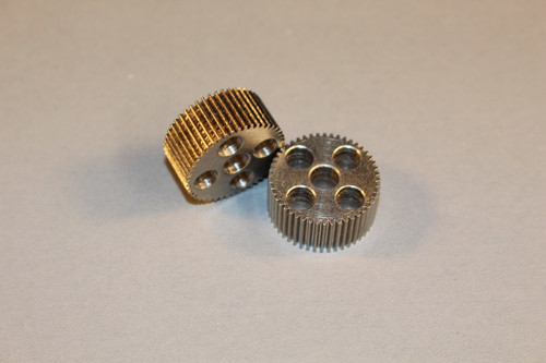 Geistnote's Metal Crimping Gear Set (2 GEARS)