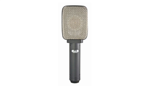 CAD Audio D84 SuperCardioid Side Addressed Large Diaphragm Condenser Microphone