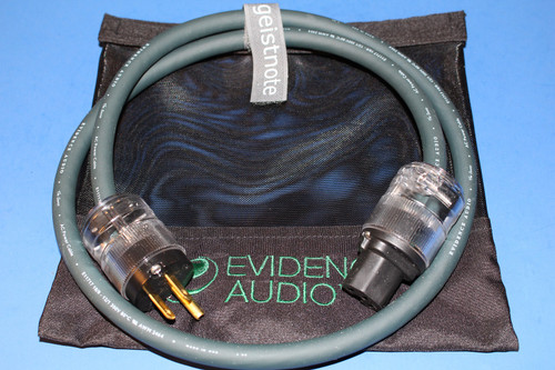 Evidence Audio's The Source AC Power Cable