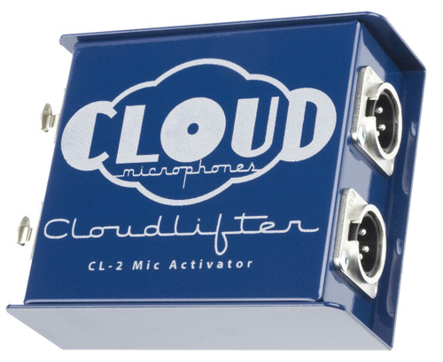 Cloud Microphones CL-2 Cloudlifter 2-Channel Mic Activator (B-Stock)