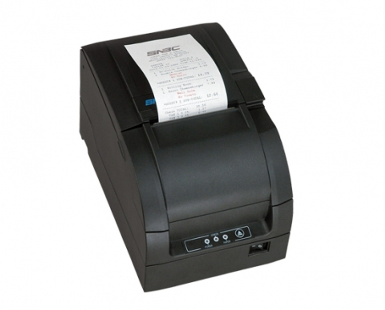 SNBC BTP-M300 Impact Receipt Printer, Ethernet, Black, 132083-E