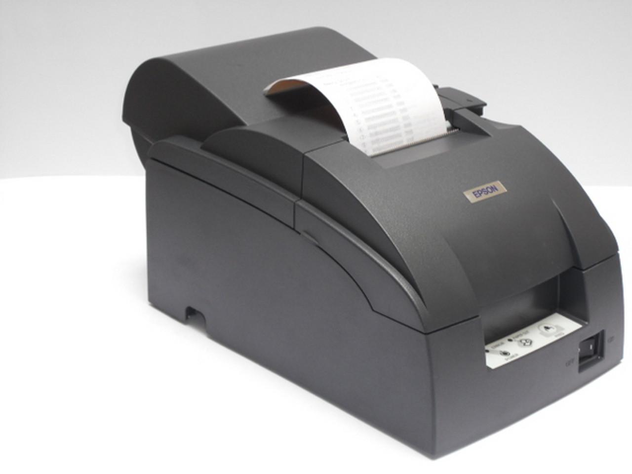 Epson C31C513153 TM-U220A Impact Receipt Printer, SERIAL