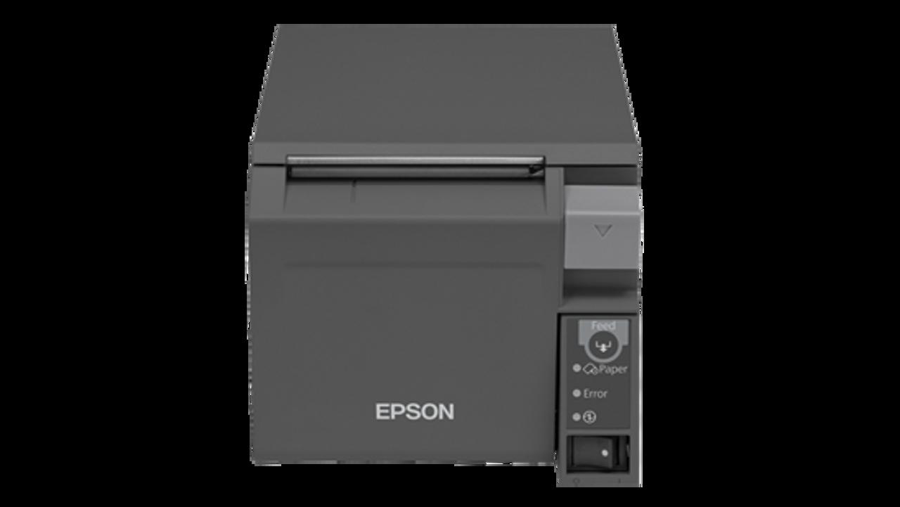 Epson C31CD38134 TM-T70II Front Loading Receipt Printer